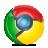 Открыть пару закладок Chrome вместе