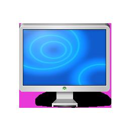 Искаженная картинка монитора после изменения разрешения