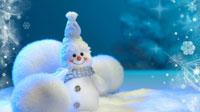 Картинки снеговиков на рабочий стол (8шт.)
