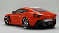 Обои машин Aston Martin (10шт.)