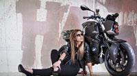 Обои мотоцикла BMW F800 R Predator (7шт.)