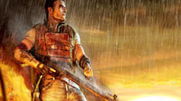 Обои игры Far Cry 2 (6шт.)