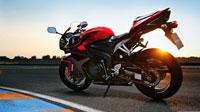 Обои красных мотоциклов (5шт.)