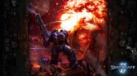 Обои игры StarCraft 2 (7шт.)