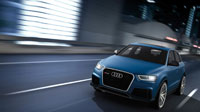 Обои Audi RS Q3 Concept (6шт.)