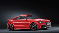 Обои красной Audi TT RS (5шт.)