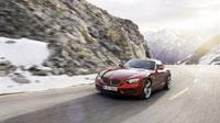 Обои красной BMW Zagato Coupe (6шт.)