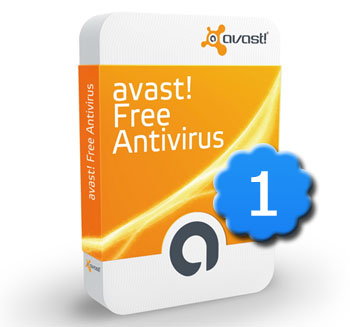 Top 5 бесплатных антивирусов. Первое место - Avast Free Antivirus