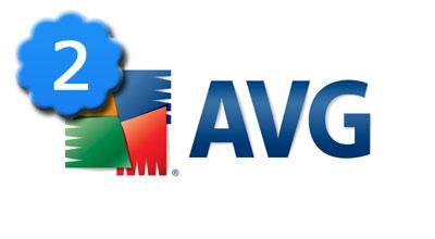 Рейтинг бесплатных антивирусов, второе место AVG Antivir