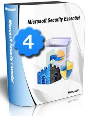 ТОП бесплатных антивирусов. 4 место Microsoft Security Essential