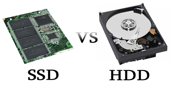 how to send ssd files to hardrive