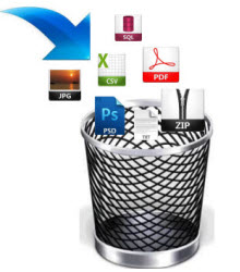 Куда удаляются файлы если не в корзину