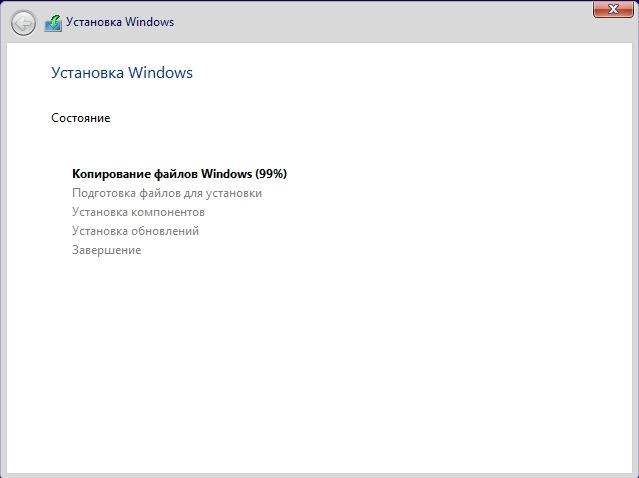 368Как windows 10 сделать чистую установку windows 10