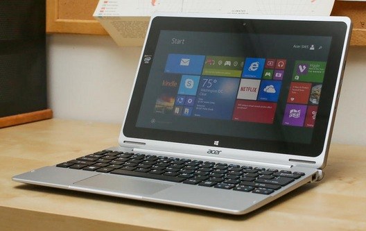 Гибрид Acer Aspire Switch 10