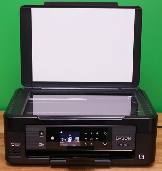 Скан принтера Epson Expression Home XP-420