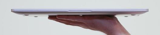 Тонкий и большой ноутбук Samsung Notebook 9