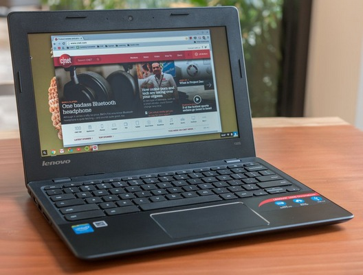 Обзор Lenovo IdeaPad 100S Chromebook