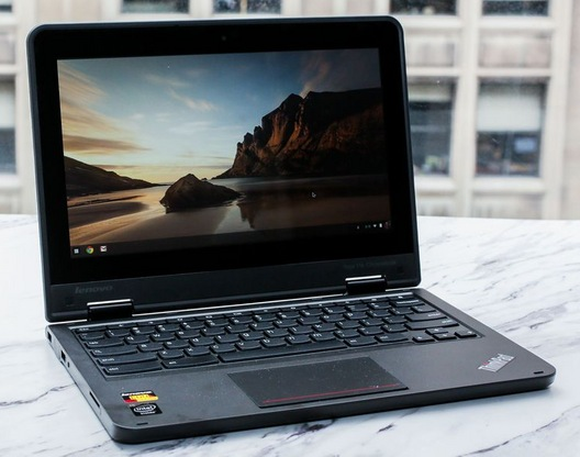 Обзор Lenovo ThinkPad Yoga 11e Chromebook