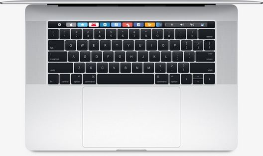 Apple MacBook Pro с панелью Touch Bar 2016