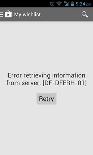 Как исправить ошибку при получении данных с сервера на Андроид